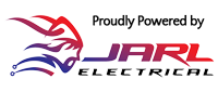Proudly Powered by Jarl Electrical logo Cairns